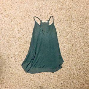 Urban Outfitters x Project Social T Blue Tank Top